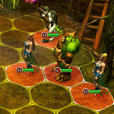 Скриншот к игре Kings Bounty: Легионы